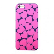 Накладка Marc Jacobs для iPhone 5 / 5s Plastic розовый