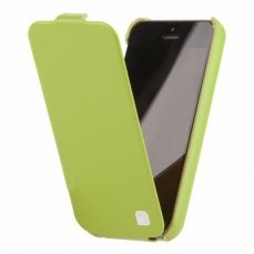 Чехол Hoco для iPhone 5c Duke Leather Case Apple зеленый