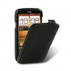 Чехол Melkco для HTC Desire X / Desire V Leather Case Jacka Type черный