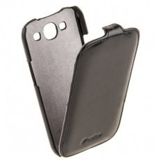 Чехол Melkco для Samsung Galaxy S3 i9300 Leather Case Jacka Type (Vintage Black)