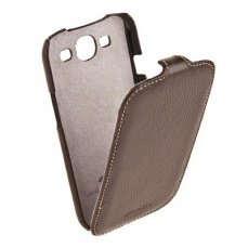 Чехол Melkco для Samsung Galaxy S3 i9300 Leather Case Jacka Type (Brown LC)
