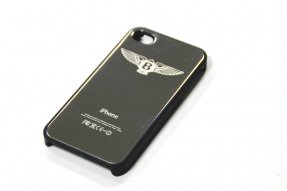 Чехол SGP Auto Logo для iPhone 4 / 4s Bentley
