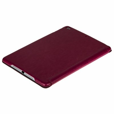 Чехол Hoco для iPad Air Crystal Series Leather Case фуксия