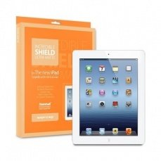 Пленка защитная SGP для iPad 4/ 3/ 2 - SGP Incredible Shield Series Ultra Matte SGP08856