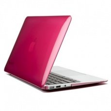Накладка Speck для MacBook Air 11 SeeThru Raspberry фуксия