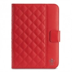 Чехол Belkin для iPad Air Quilted Cover Coral