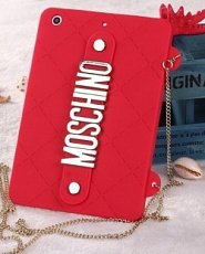 Чехол Moschino для iPad mini / Retina Bag красный