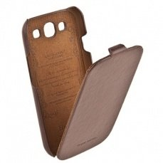 Чехол HOCO для Samsung i9300 Galaxy S3 Leather Case Brown