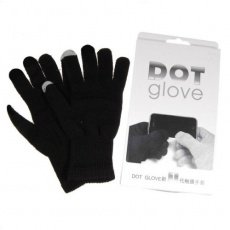 Перчатки Touch Gloves для iPhone\iPad черные