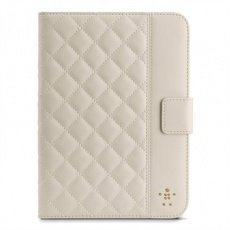 Чехол Belkin для iPad Air Quilted Cover Cream