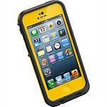 Чехол Lifeproof для iPhone 5 / 5s Frē жёлтый