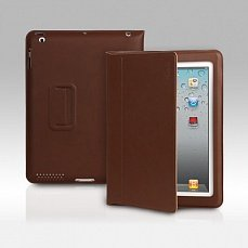 Чехол Yoobao для iPad 4 / 3 / 2 Lively Case кофейный