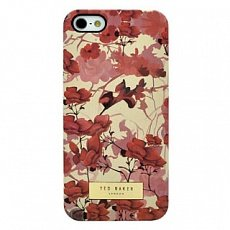 Чехол Ted Baker для iPhone 5 / 5s SoftTouch Type 1