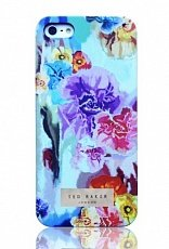 Чехол Ted Baker для iPhone 5 / 5s SoftTouch Type 35